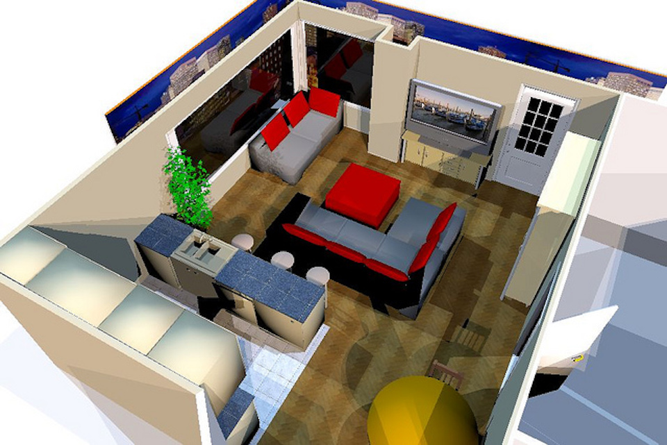 Sweet Home 3D Review: A Free Interior Design Tool That's ...