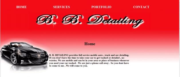 B.B. Detailing