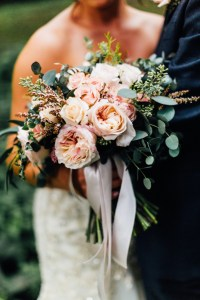 Bridal Bouquet by Illinois Florist