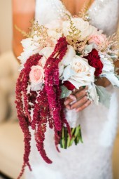 Bridal bouquet by florist in chicagoland