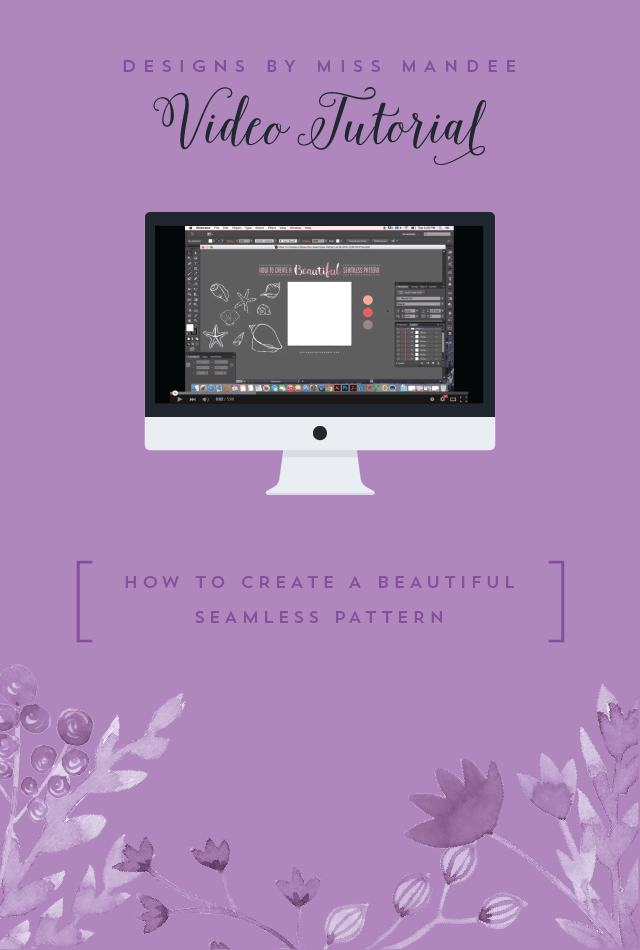 How to Create a Beautiful Seamless Pattern