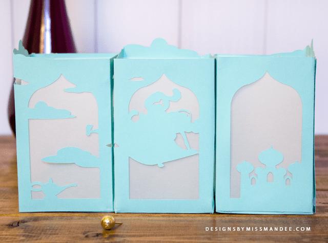 Aladdin Paper Lantern