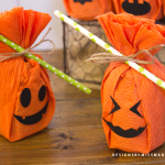 Jack-O-Lantern Party Favors