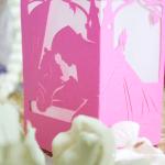 Sleeping Beauty Paper Lantern