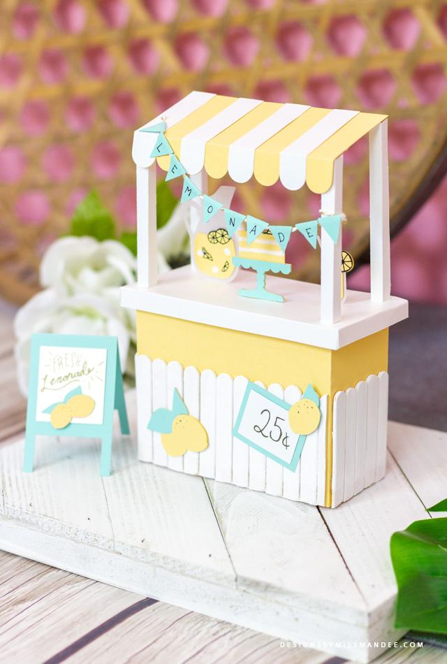 3D Lemonade Stand
