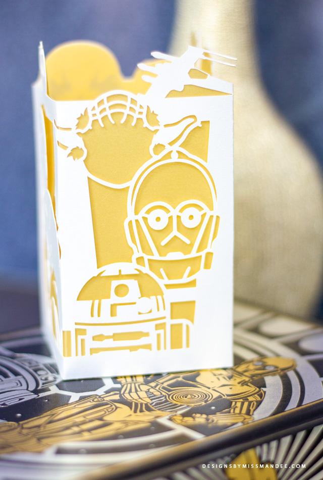 Star Wars Paper Lantern