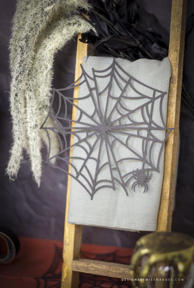 Spider Web Doilies