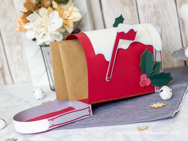 3D Christmas Mailbox