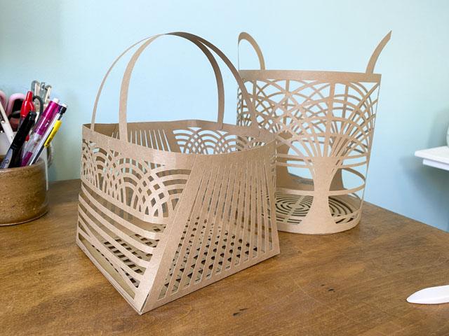 Woven Baskets
