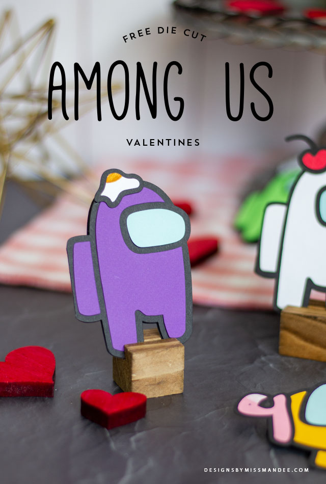Among Us Valentines