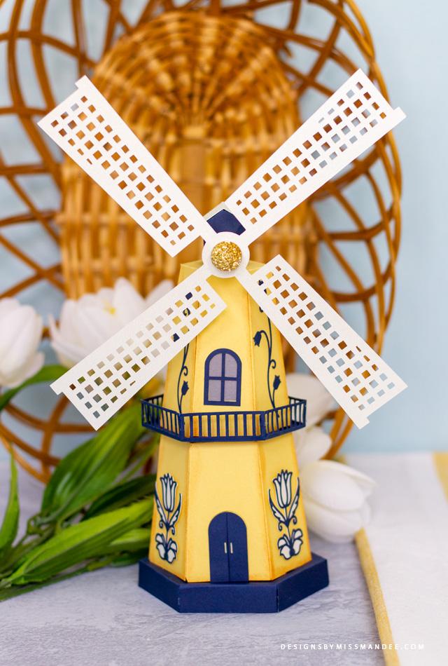 3D Windmill