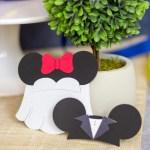 Mickey Hat Cut Files