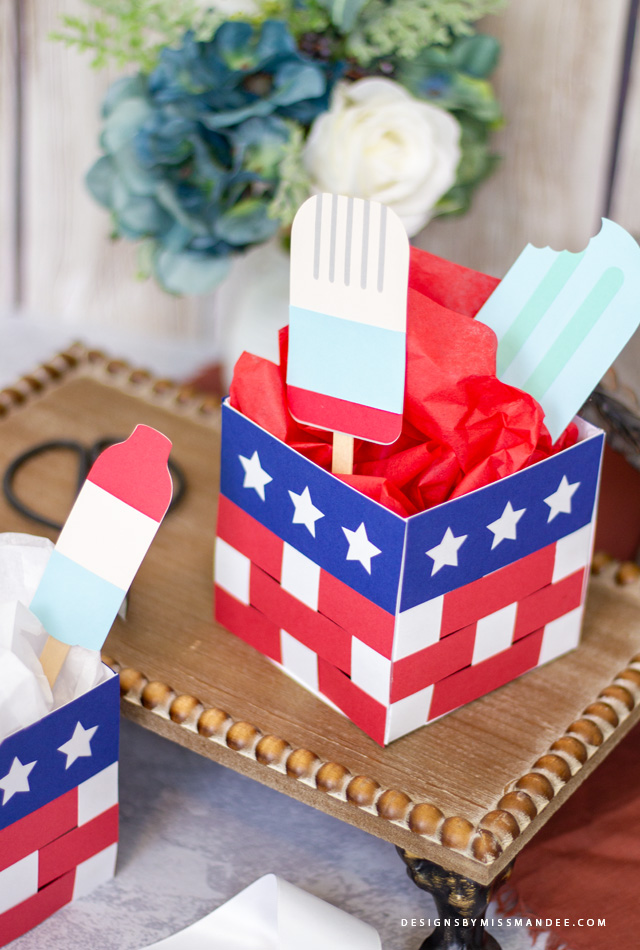 4th of July Baskets