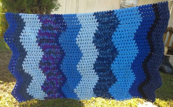 Lap Blanket| Designs by Suzie