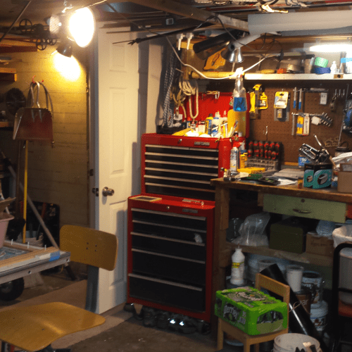 Structural Alterations: Basement Remodel U2013 Before