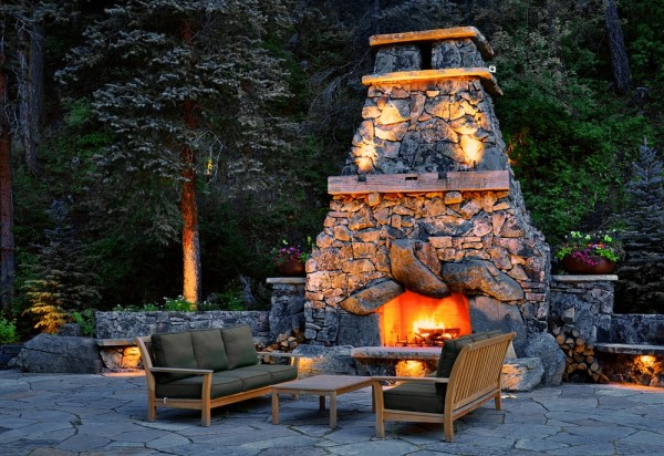outdoor living spaces designcapes