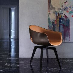 Fall Chair Covers Leather Parsons Dining Ginger By Roberto Lazzeroni
