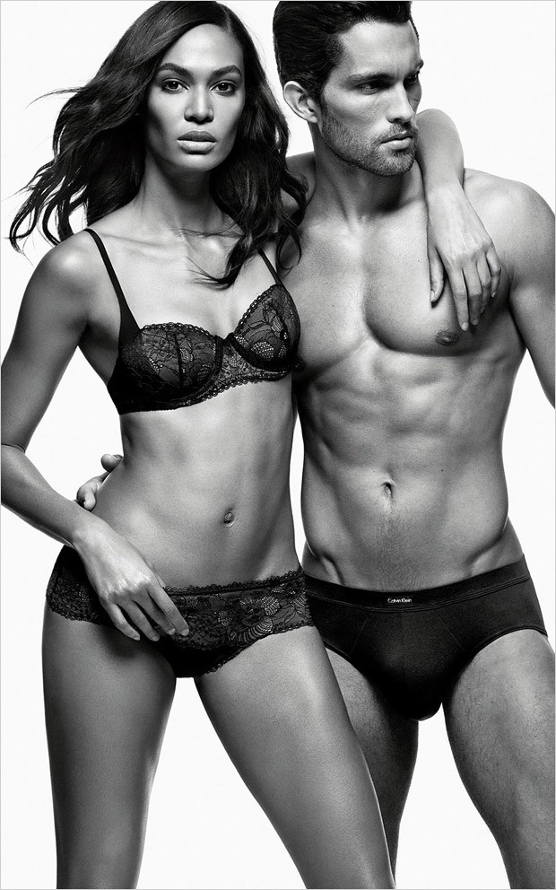 Joan  Tobias Team up for Zalando Underwear Campaign  Design Scene