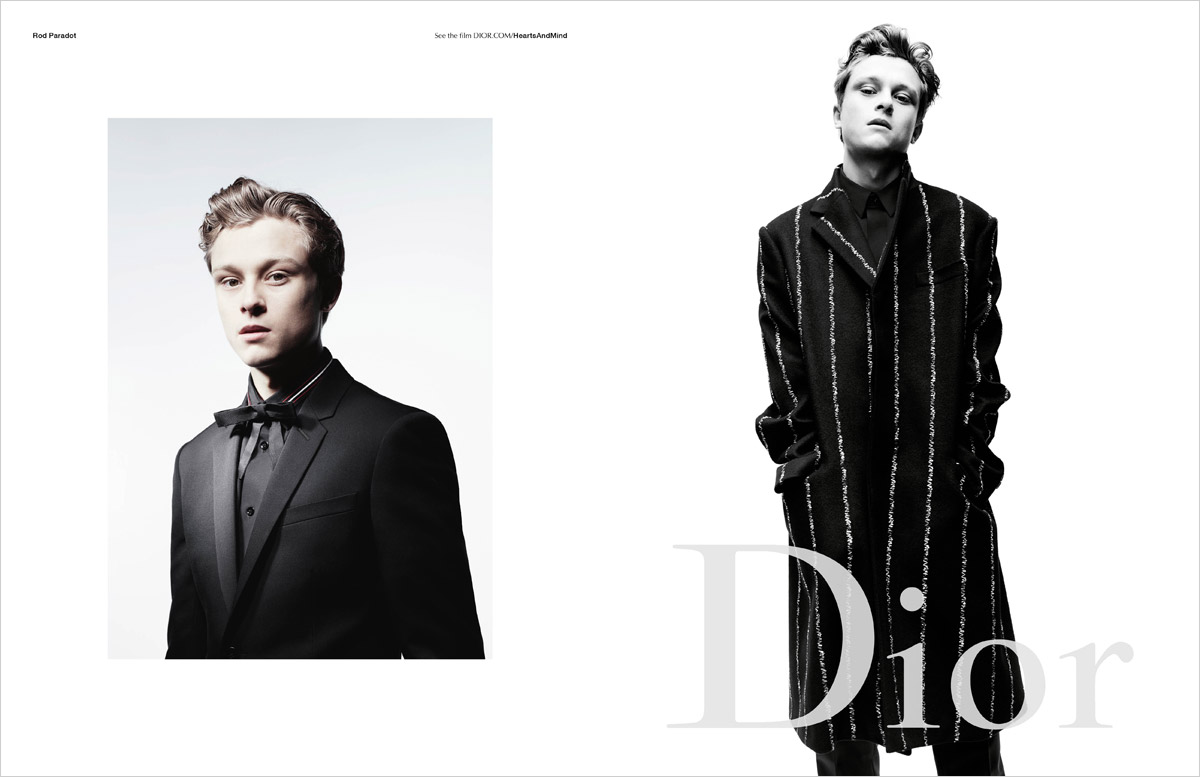 Harry Styles Fall Wallpaper Dior Homme Fall Winter 2016 17 By Willy Vanderperre