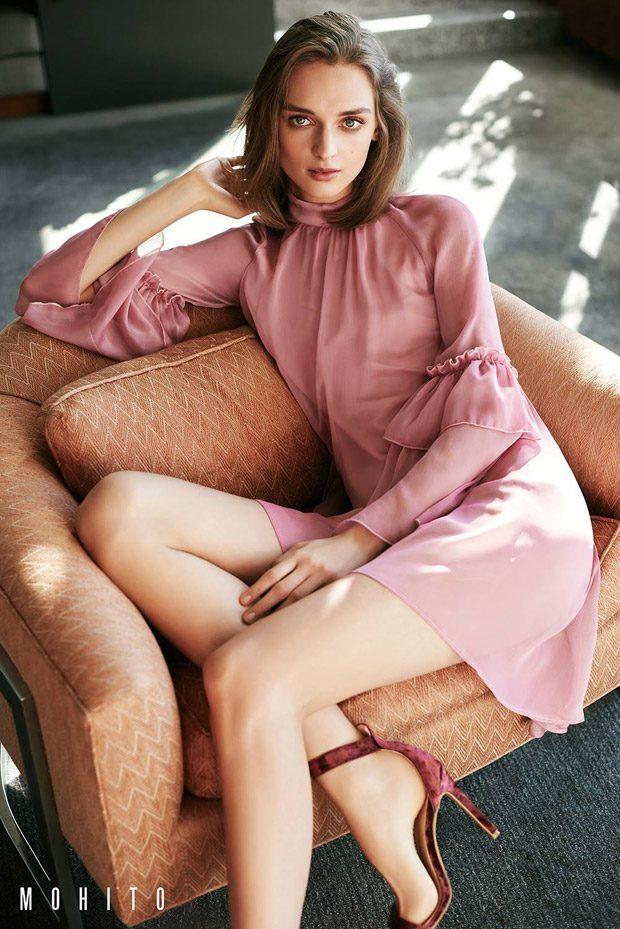Daga Ziober Models Mohito Spring Summer 2017 Collection
