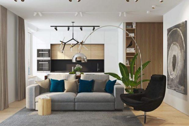 DESIGN SCENE HOME: 5 Tips for Creating a Living Room Focal