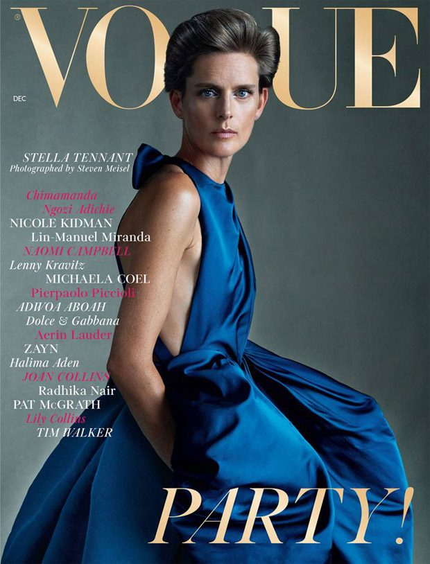Edward Enninful Marks OneYear Anniversary at British Vogue with 4 Covers