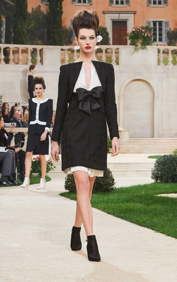 PFW: CHANEL Spring Summer 2019 Haute Couture Collection