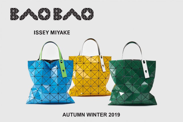 Discover Bao Bao Issey Miyake Fall Winter 2019.20 Collection