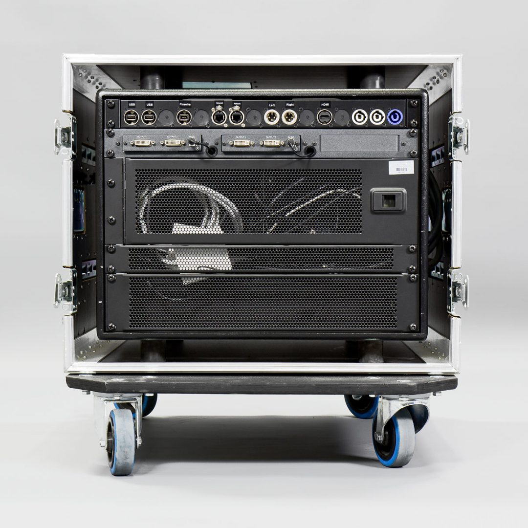 Mac Pro Playback Pro Rack For Hire