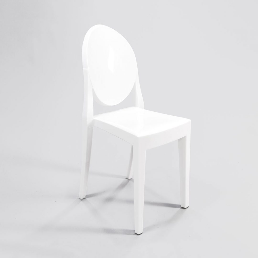 victoria ghost chair affordable egg white hire presentation design services