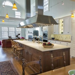 Modern Cabinets For Living Room Sectionals 50's Colonial Kitchen | Designs Vt