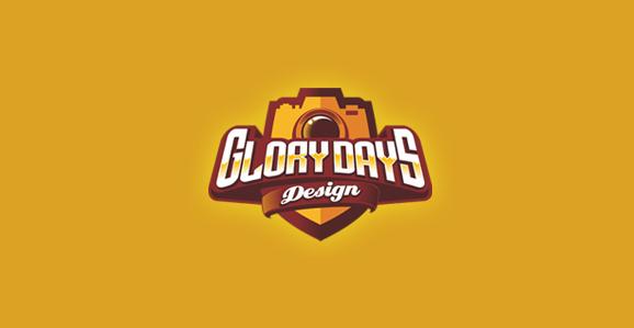 Glorydays Design Logo