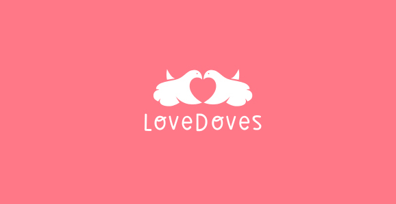Love Doves Logo