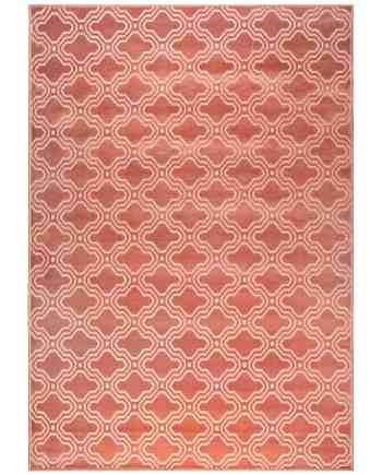 Feike tapijt Designshopp roze 1