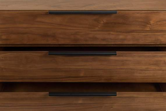 Travis dressoir Zuiver walnut 3