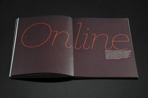 brochure design inspiration 20 500x332 50 Amazing Brochure Layout Ideas