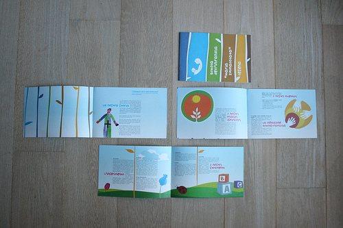scuola materna 50 Amazing Brochure Layout Ideas