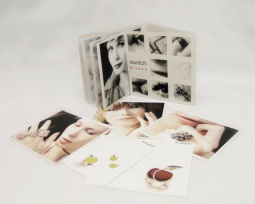 swatch 50 Amazing Brochure Layout Ideas