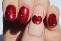 60 Incredible Valentine's Day Nail Art Designs for 2015