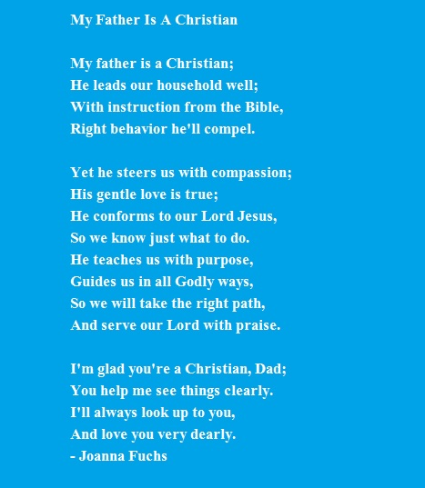 Fathers Day 2015 Poems And Quotes Page 3