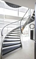15 Metal Spiral Staircase Designs to Warp Your Senses ...