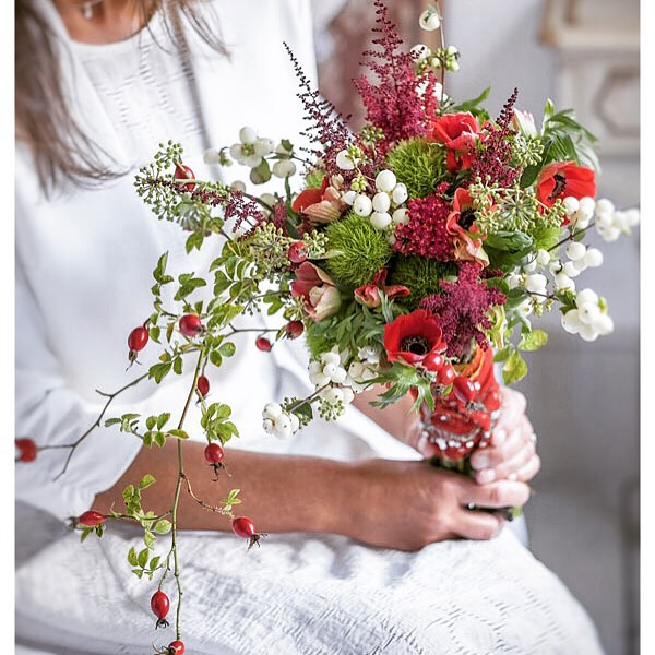 winter flower arrangement images #winterflowerarrangement