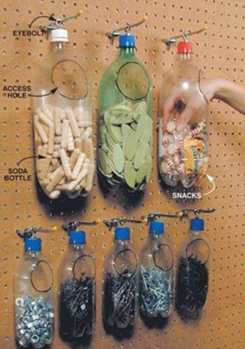 Cheap and Easy Storage