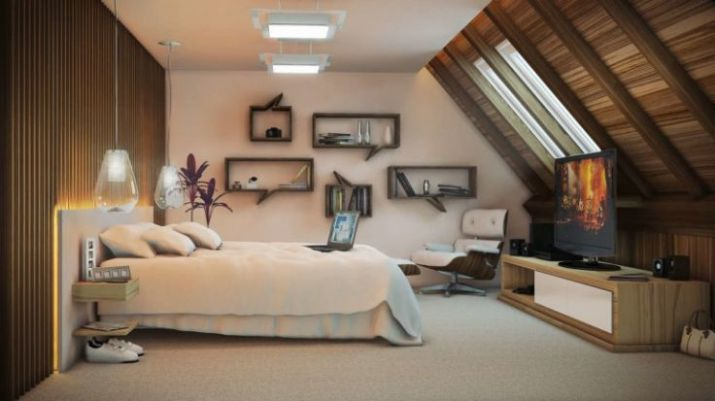cozy attic bedroom ideas