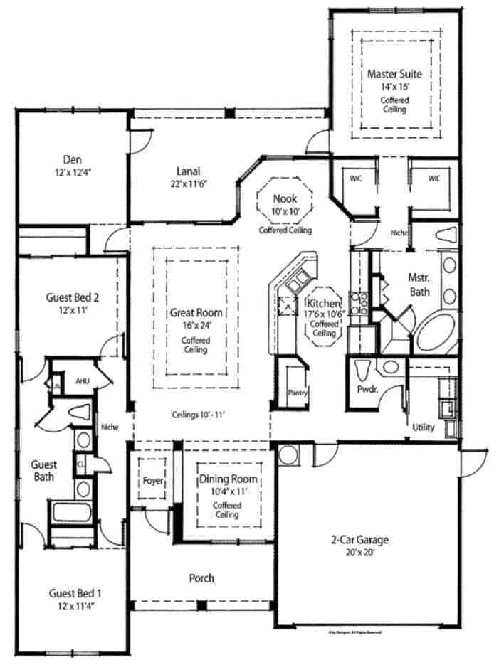 Your-Green-Ranch-House-plans