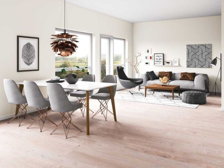 Modern-living-room-with-grey-interior