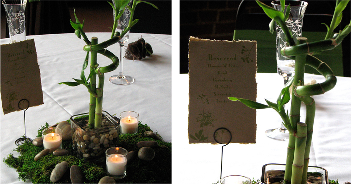 Homemade Centerpieces For Wedding
