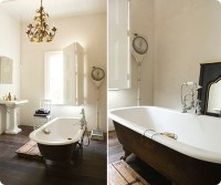 Our Favorite Clawfoot Tubs  Design*Sponge