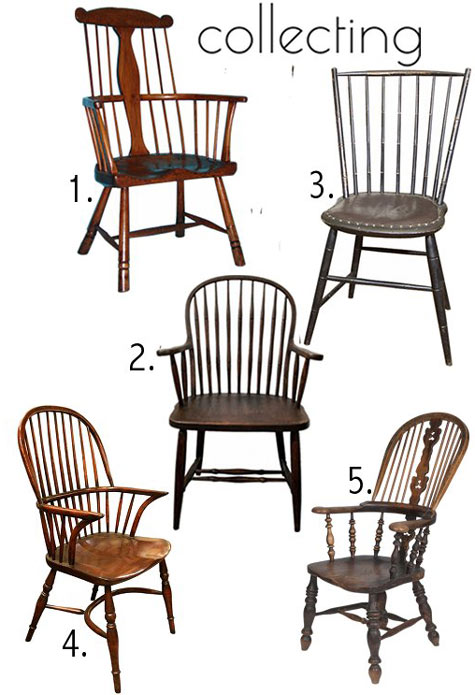antique windsor chairs high chair alternatives past present history resources design sponge while you re unlikely to actually start collecting