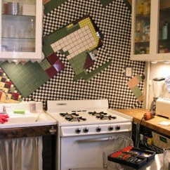 Kitchen Pegboard Appliances Brands Before After Makeover Studio Redo Design Sponge This Comes From Our Very Own Sewing 101 Expert The Super Talented And Clever Brett Bara Like Many Renters Wasn T Allowed To Alter